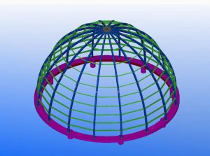 Dome Project Turkmenistan